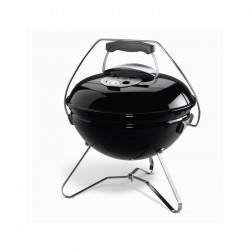 BARBECUE CHARBON WEBER SMOKEY JOE PREMIUM 37CM BLACK
