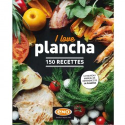 LIVRE I LOVE PLANCHA - ENO