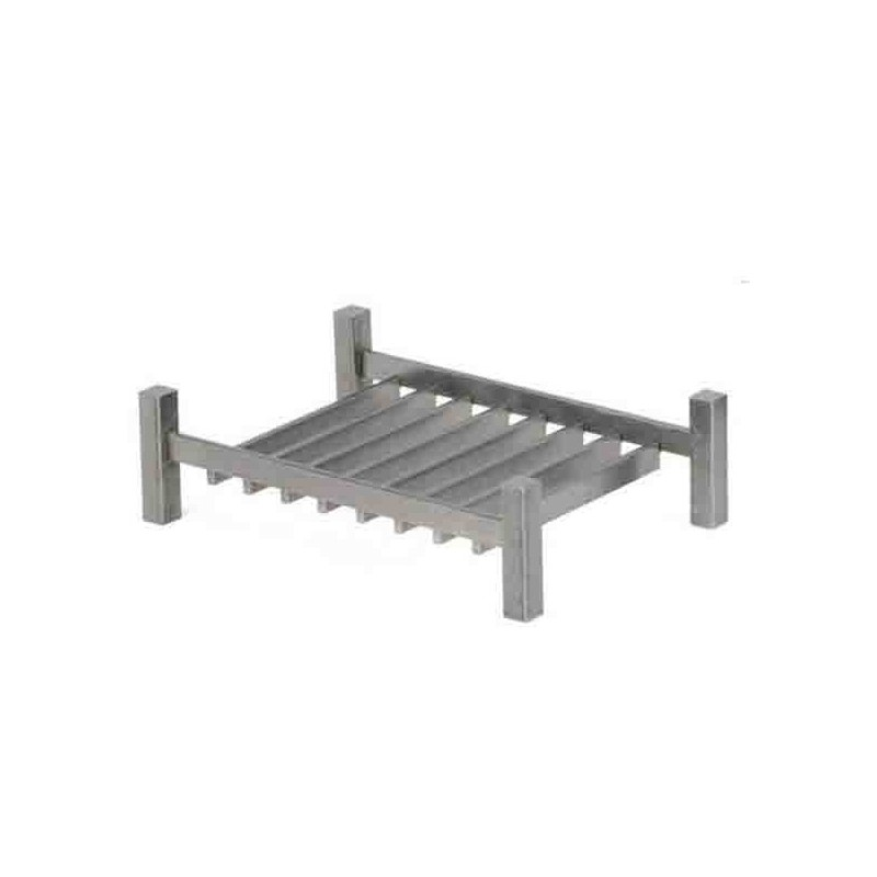 GRILLE FOYERE MODERNE RECTANGLE PM L51 P34