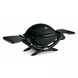 BARBECUE GAZ WEBER Q 1200  BLACK