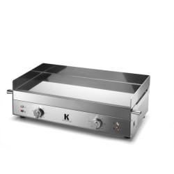PLANCHA ELECTRIQUE KRAMPOUZ INOX - K - 65x39