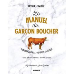 LE MANUEL DU GARCON BOUCHER