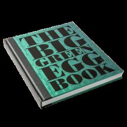 LIVRE DE RECETTES BIG GREEN EGG